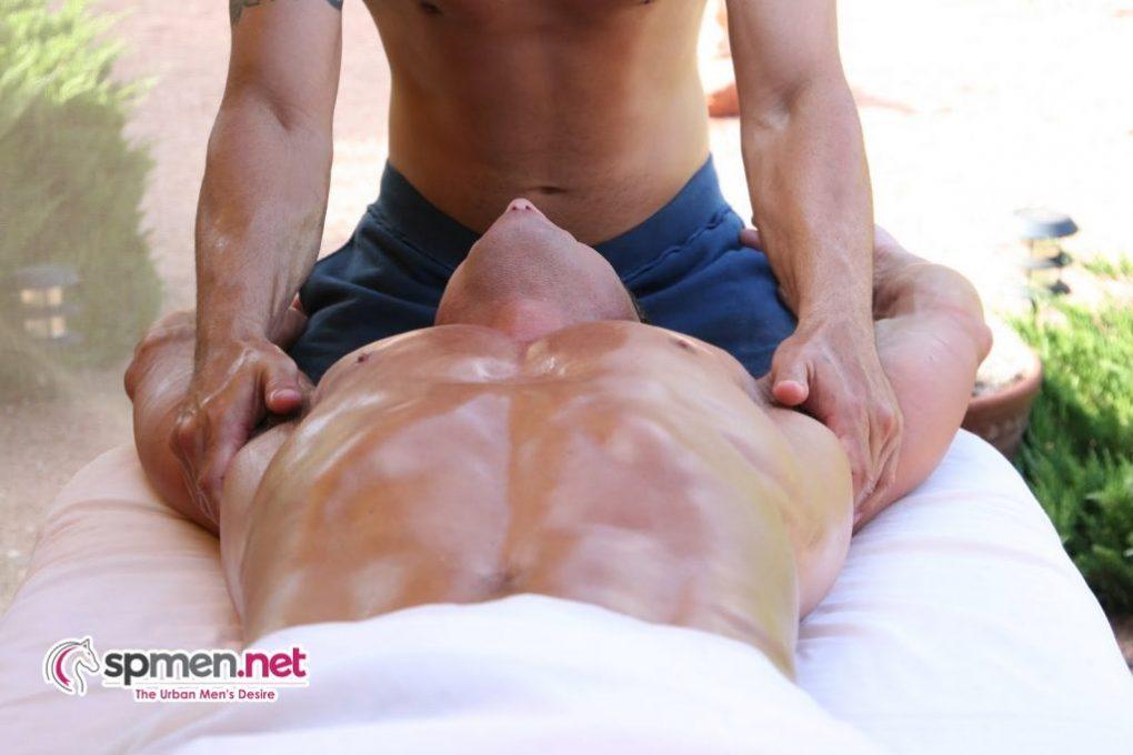 поход на про массаж мужчин рассказы